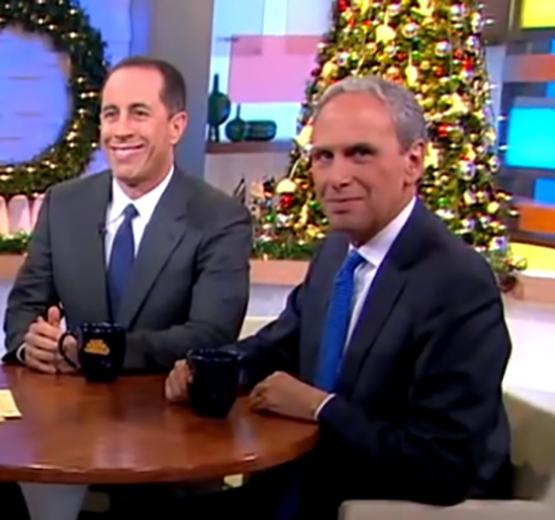 Seinfeld & Bob Roth: testimonial