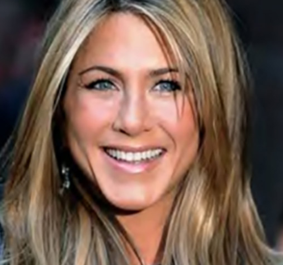 Jennifer Aniston testimonial