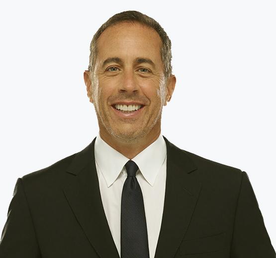 Jerry Seinfeld testimonial